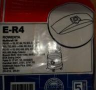 Worek E-R4 do odkurzaczy Rowenta