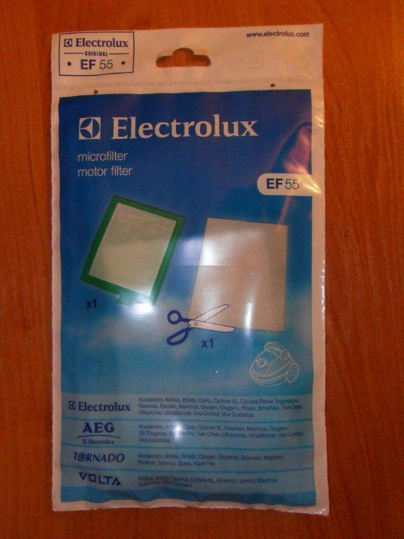 Filtr do odkurzacza Elektrolux EF55